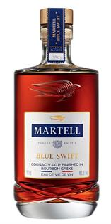 Martell Blue Swift Bourbon Casks Finished VSOP Cognac 750ml